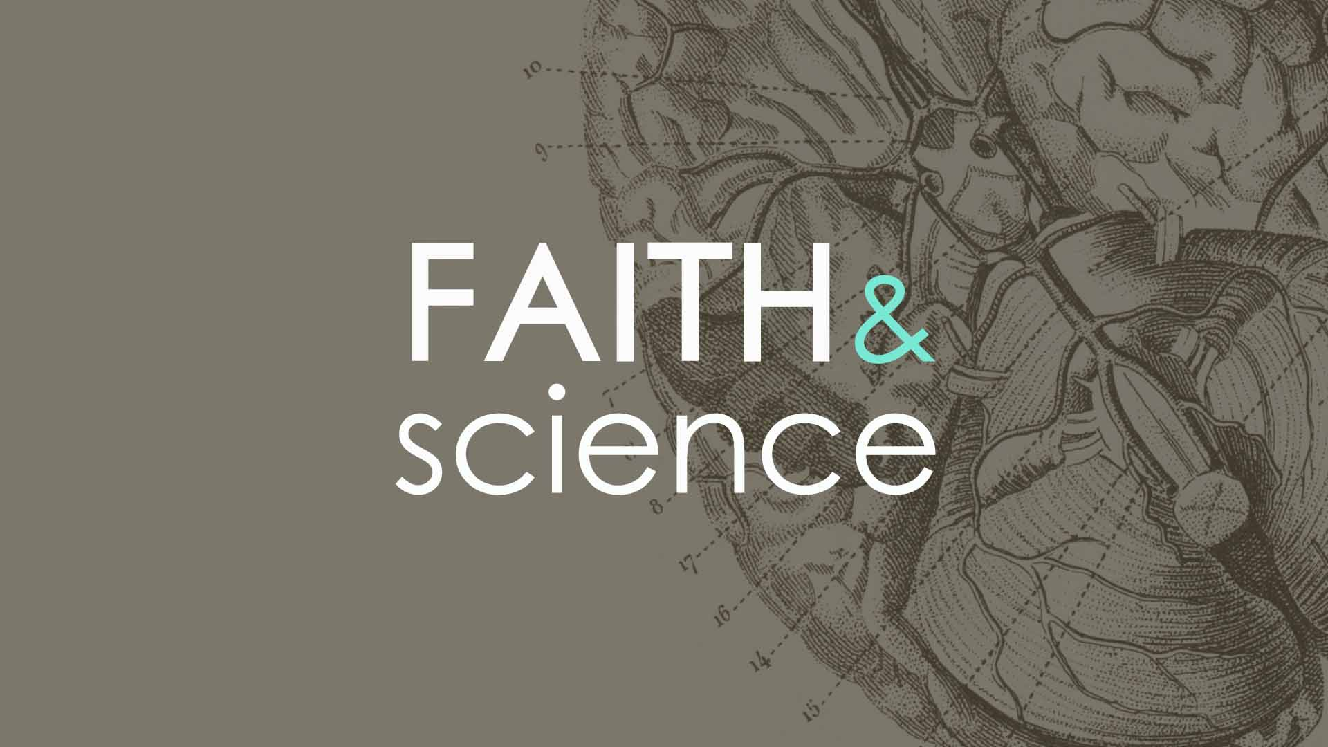 Faith and Science Image