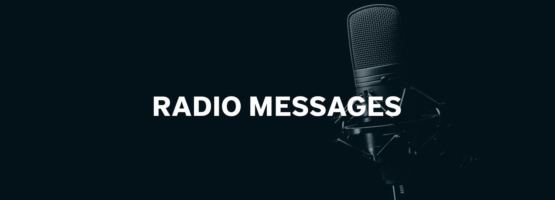 Radio Messages